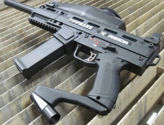 Review of Tippmann X7 Phenom – Electro Paintball Marker