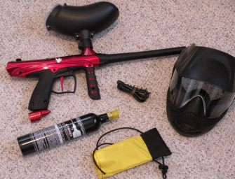 Reliable Paintball Marker Tippmann Gryphon Review